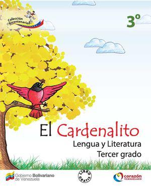 El cardenalito lengua y literatura 3º | Material Didáctico