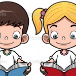 depositphotos_28684787-Cartoon-boy-and-girl-reading-a-book