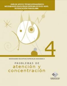 problemas-de-atención-y-concentración-educación-infantil