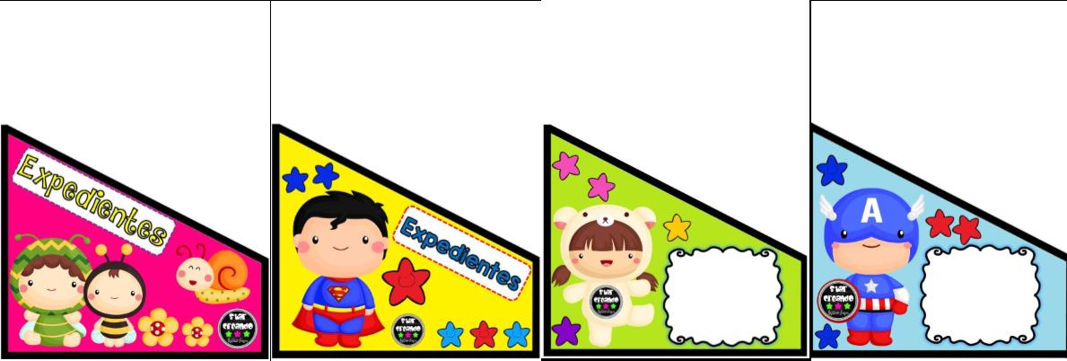 Caratulas Color Cuadernos Escolares Infantiles Dibujos Para 2: Excelentes Portadas De Dibujos Llamativos Para Las