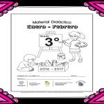 Excelente material didáctico de apoyo del tercer grado para el tercer bloque del ciclo escolar 2016 – 2017