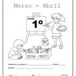 Material de apoyo del primer grado del cuarto bloque ciclo escolar 2016 – 2017