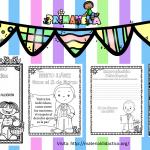 Fabuloso cuadernillo de actividades para el mes de marzo