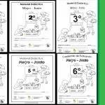 Material didáctico de apoyo del quinto bloque de todos los grados ciclo escolar 2016 – 2017