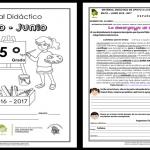 Material didáctico de apoyo del quinto grado para el quinto bloque ciclo escolar 2016 – 2017