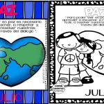 Valor del Mes de Julio Paz