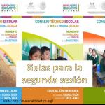 Guías para la segunda sesión del consejo técnico escolar ciclo 2017 – 2018