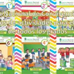 Programa Nacional de Convivencia Escolar – Cuadernos de actividades para el alumno de todos los grados