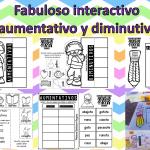 Fabuloso interactivo aumentativo y diminutivo
