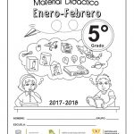 Fabuloso material didáctico para quinto grado del tercer bloque del ciclo escolar 2017 – 2018