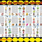 Fabulosas sopas de letras del abecedario para preescolar, primer y segundo grado de primaria