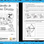 Fabuloso cuadernillo de repaso escolar del segundo grado de primaria – Primavera 2018