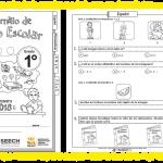 Fabuloso cuadernillo de repaso escolar del primer grado de primaria – Primavera 2018