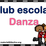 Club escolar – Danza