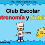 Club Escolar Gastronomía y Nutrición
