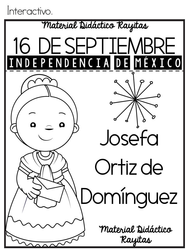 Fabuloso Material Interactivo De La Independencia De México