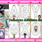 Excelente Alfabeto Guiado Para Aprender a Escribir las Letras