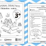 Excelente material didáctico del tercer grado para el segundo trimestre del ciclo escolar 2018 – 2019