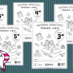 Excelente material didáctico para todos los grados del segundo trimestre – Ciclo escolar 2018 – 2019