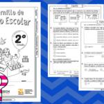 Excelente cuadernillo de repaso escolar para el segundo grado de primaria primavera 2019