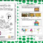 Fabuloso cuadernillo de repaso escolar para el primer grado de primaria primavera 2019