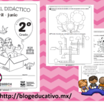 Fabuloso material didáctico del segundo grado del tercer trimestre ciclo escolar 2018 – 2019 abril – junio