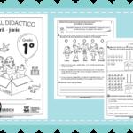 Fabuloso material didáctico del primer grado del tercer trimestre ciclo escolar 2018 – 2019 abril – junio