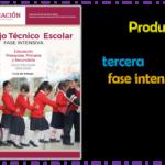 Productos contestados de la tercera sesión del consejo técnico escolar de la fase intensiva ciclo escolar 2019 – 2020