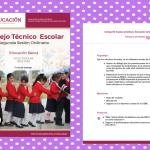 Guía de la segunda sesión ordinaria del consejo técnico escolar ciclo escolar 2019 – 2020