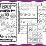 Material interactivo del segundo grado del mes de noviembre para el ciclo escolar 2019 – 2020 Español