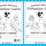 Material didáctico del quinto y sexto grado del segundo trimestre de diciembre a marzo del ciclo escolar 2019 – 2020