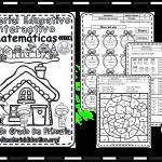 Material interactivo de matemáticas del segundo grado del mes de diciembre para el ciclo escolar 2019 – 2020