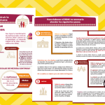 Infografía sobre el Programa Escolar de Mejora Continua PEMC