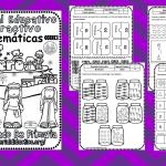 Material interactivo de matemáticas del primer grado del mes de enero para el ciclo escolar 2019 – 2020