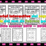 Material interactivo del segundo grado del mes de febrero para el ciclo escolar 2019 – 2020