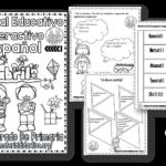 Material interactivo de español del segundo grado del mes de abril para el ciclo escolar 2019 – 2020