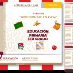 Fichas de Aprendizaje en Casa para desarrollarhabilidades y actitudes durante el aislamiento preventivo del primer grado de primaria