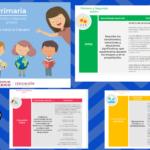 Aprende en casa recursos de apoyo para madres y padres para primer y segundo grado de primaria para el periodo de aislamiento