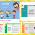 Aprende en casa recursos de apoyo para madres y padres para tercero y cuarto grado de primaria para el periodo de aislamiento