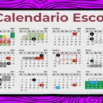 Calendario oficial para el ciclo escolar 2020 – 2021 Borrador