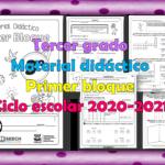 Material didáctico del tercer grado del segundo trimestre para el ciclo escolar 2020 – 2021