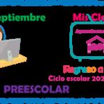 Aprende en casa II mis clases para preescolar del miércoles  09 de septiembre del ciclo escolar 2020 – 2021