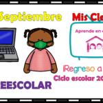 Aprende en casa II mis clases para preescolar del jueves 17 de septiembre del ciclo escolar 2020 – 2021