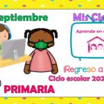 Aprende en casa II mis clases para primaria del martes 15 de septiembre del ciclo escolar 2020 – 2021