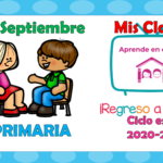 Aprende en casa II mis clases para primaria del lunes 28 de septiembre del ciclo escolar 2020 – 2021