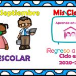 Aprende en casa II mis clases para preescolar del lunes 28 de septiembre del ciclo escolar 2020 – 2021