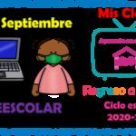 Aprende en casa II mis clases para preescolar del martes 29 de septiembre del ciclo escolar 2020 – 2021