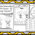 Material interactivo del tercer grado del mes de noviembre del ciclo escolar 2020 – 2021