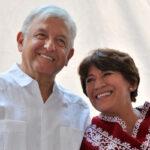 El presidente Andrés Manuel López Obrador nombra a la maestra Delfina Gómez Álvarez nueva Secretaria de Educación Pública
