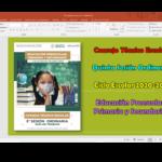 Presentación en PowerPoint para la quinta sesión ordinaria del consejo técnico escolar de preescolar, primaria y secundaria del ciclo escolar 2020 – 2021 febrero